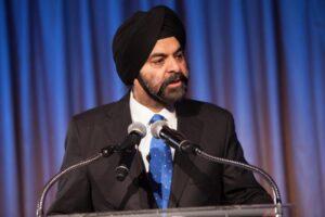 Ajay Banga, MasterCard CEO
