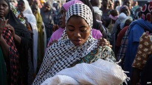 More than three million people have been displaced in the north-east during the five-year Islamist insurgency