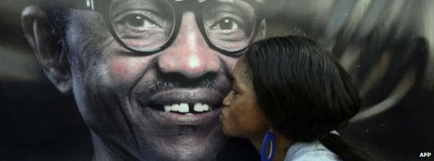 Will the former general get the kiss of approval in February - his fourth attempt to win at the ballot box?