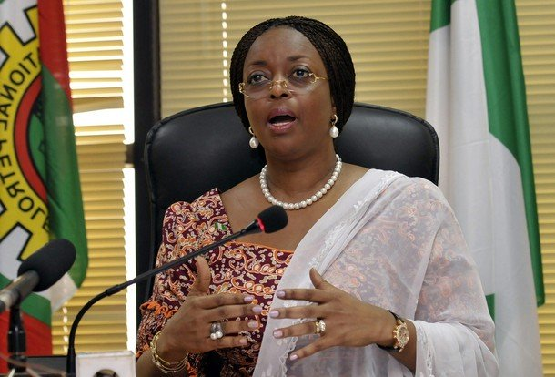 Nigeria's Minister for Petroleum, Deziani Allison-Madueke, has heralded the retreat of oil majors from the country as empowering for indigenous firms.