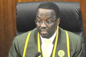 Dr Willy Mutunga is Chief Justice and President of the Supreme Court of Kenya
