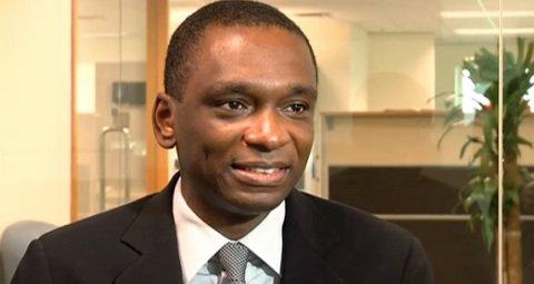 Jose Filomeno dos Santos, chairman of Fundo Soberano de Angola (FSDEA)/ Photo©ScreenShot