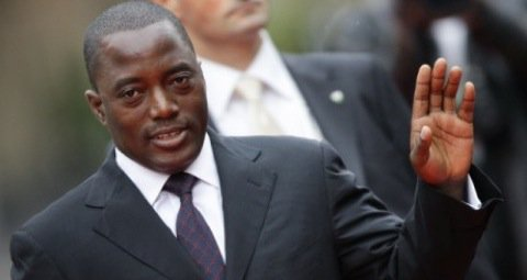 Joseph Kabila, President of Democratic Republic of Congo. Photo©Reuters