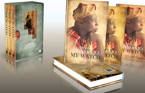 Cover of former President Olusegun Obasanjo's book.Photo Credit Sahara Reporters Media