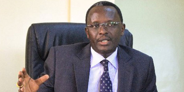 Martin Ngoga chairs the Rwandan commission instituted to investigate accusations against the British Broadcasting Corporation for genocide denial for airing the documentary Rwanda — The Untold Story on October 1. NATION MEDIA GROUP