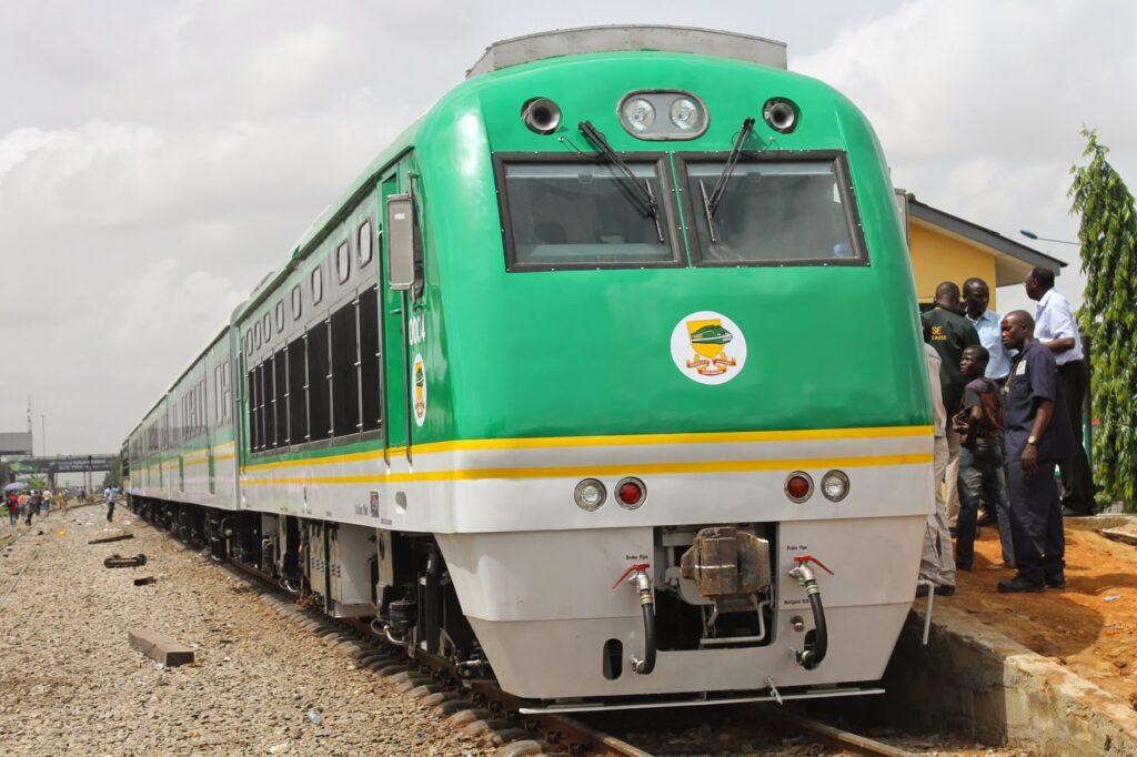 train in nigeria