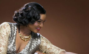Photo: Capital FM Actress Omotola Jalade Ekeinde