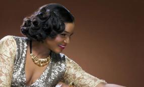 Photo: Capital FM Actress Omotola Jalade Ekeinde