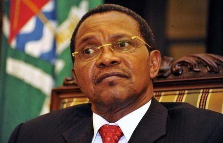 """""""We have always been supportive and will continue to be supportive of these efforts to ensure the eastern DRC is free of armed groups that threaten the security of the people of Congo and Congo's neighbours,""""says President Kikwete"""
