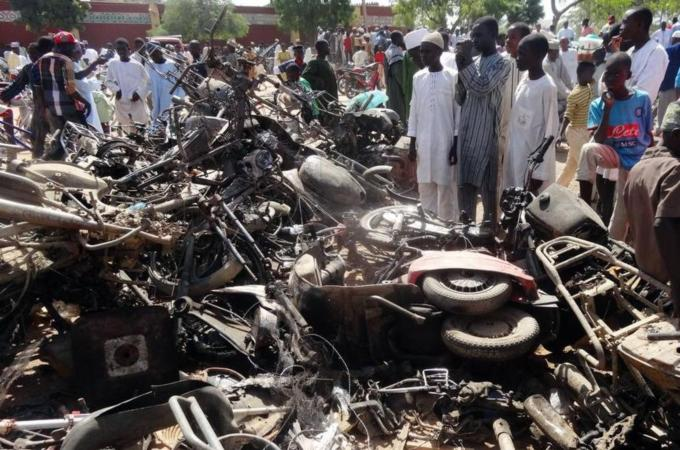 Boko Haram has been blamed for the deaths of at least 13,000 people since 2009 [AFP]