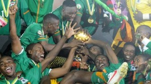 Zambia beat the mighty Ivorian Elephants in the final to take the cup in 2012