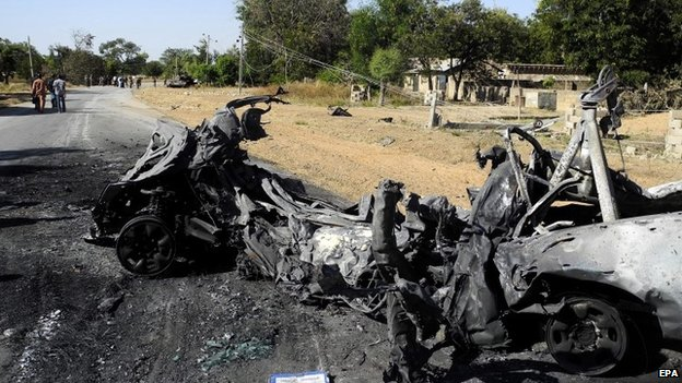The Boko Haram insurgency is now no longer limited to Nigeria