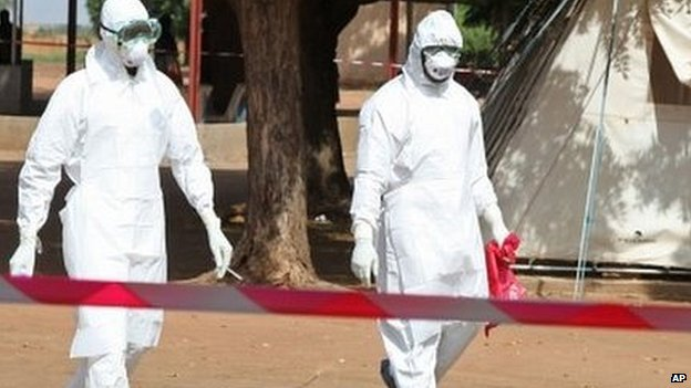 Mali recorded its first case of Ebola in October