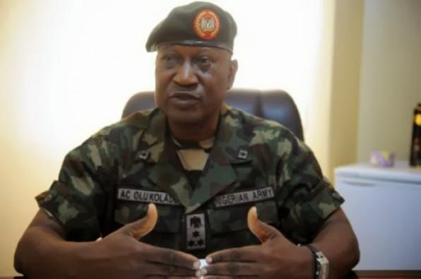 Major General Chris OLUKOLADE