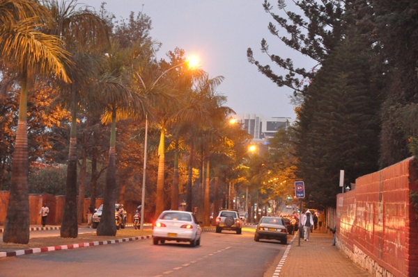 Clean Kigali Street. Condé Nast Traveler a UK based luxury and lifestyle travel magazine has included Rwanda among the top 15 picks for where to go in 2015. The magazine says Rwanda is the place to travel due to beautiful high-altitude forests, its lakes, and Kigali, its capital city.