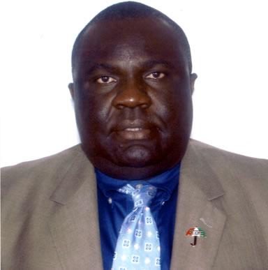 PDP USA Chair Dr Harold Molokwu