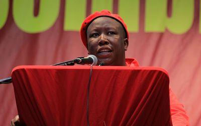 Julius Malema. Picture: BALESENG MOSOTHO