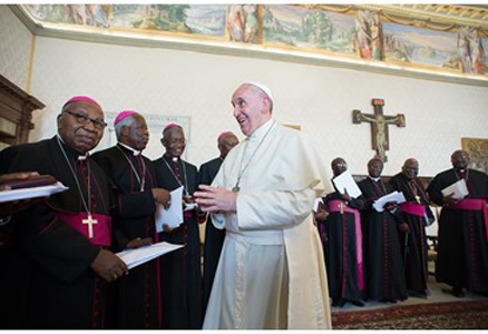 VATICAN-Ghanaian-Bishops-Invite-Pope-Francis-to-Africa
