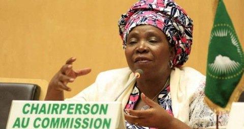 Nkosazana Dlamini-Zuma, the chairperson of the African Union Commission. Photo©Reuters