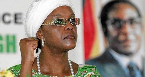 Grace Mugabe, Zimbabwe's First Lady. Photo©Reuters