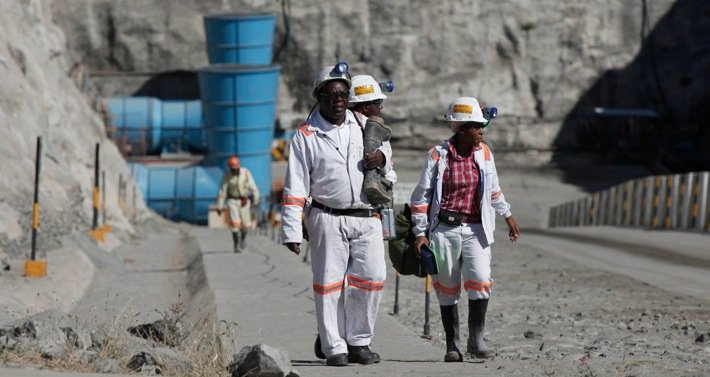 Zimplats will invest €100m updating its Ngwarati smelter in 2015/16. Photo©Philimon Bulawayo/Reuters