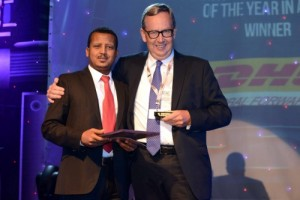 DHL - STAT Times International Freight Forwarder Award