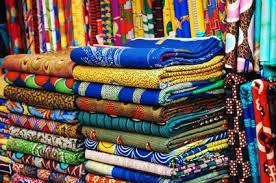 Some collection of Ankara fabric