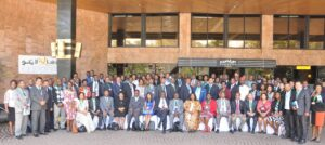A crosssection of the 140 delegates representing 8 COMESA member states and associated country Tanzania…