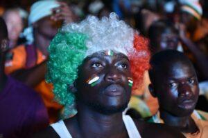 AFR-FBL-COTE D'IVOIRE-SUPPORTEURS