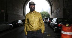 Andrew Dosunmu - Filmmaker. Photo©Chester Higgins Jr./The New York Times-Redux-Rea