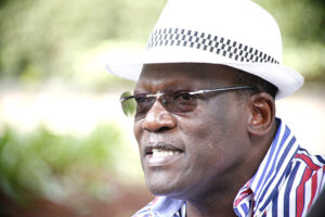 Machakos Senator Johnson Muthama. FILE PHOTO