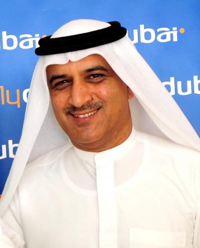 Chief executive Officer of flydubai, Ghaith Al Ghaith