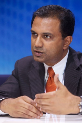 Sudhir Sreedharan, Senior Vice President Commercial (GCC, Subcontinent and Africa)
