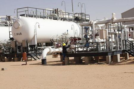 A general view shows Libya's El Sharara oilfield December 3, 2014. REUTERS/Ismail Zitouny