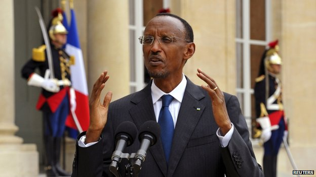 Paul Kagame's Rwandan Patriotic Front (RPF) has been in power since the genocide ended