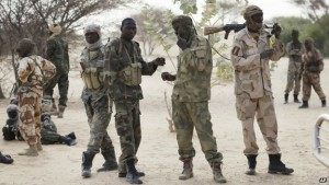Chadian troops have joined the multi-national taskforce fighting Boko Haram
