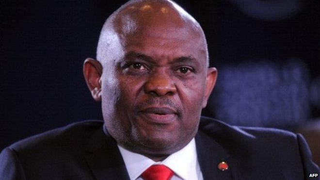 Tony Elumelu appeared for the first time last year in Forbes magazine's list of billionaires