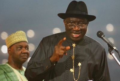 """No political ambition can justify violence or the shedding of the blood of our people,""says Jonathan"
