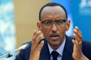 Rwanda's President Paul Kagame appears set to bend the rules to extend his mandate (AFP Photo/Tiziana Fabi)