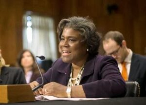 Assistant Secretary of State for African Affairs Linda Thomas-Greenfield
