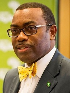 Dr. Akinwumi Adesina a Development Economist and Minister of Agriculture and Rural Development for the Federal Government of Nigeria is in the running for AFDB President