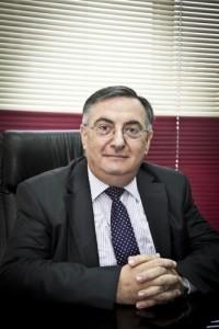 Mr. Robert Hazboun, Directeur Général de ICSFS