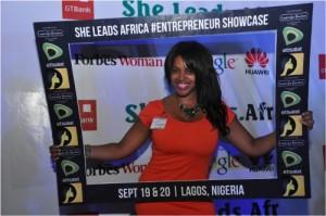 Cherae Robinson - 2014 Entrepreneur Showcase Winner