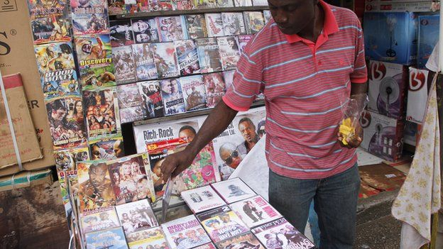 Ghanaian films have storylines about Sakawa Boys