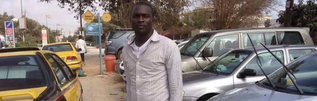 """Saliou Ndiaye""""Even if you paid me to go again I wouldn't go"""""""