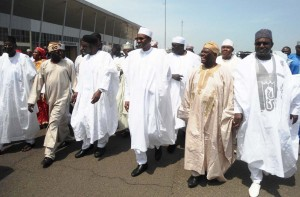 Will conflicting interests with the APC  Buhari's vision for Nigeria in jeopardy?