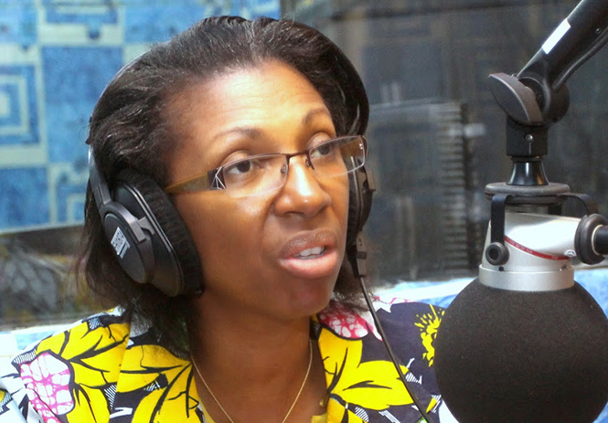 Jeanine Mabunda, who has been the presidential adviser on sexualized violence and child recruitment for the DRC since July, talks about taking steps to address sexualized violence in the country. (Radio Okapi)