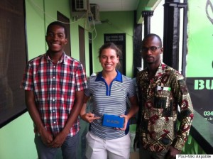 Paul-Miki Akpablie, 22: Making Energy More Affordable in Ghana