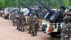 The Cameroon Military has earn praise and admiration for decisively taking the fight to Boko Haram