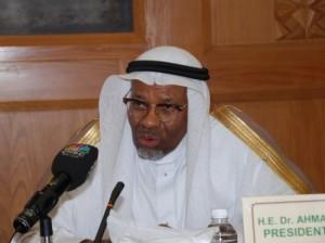 Dr. Ahmed Mohamed Ali, President of the Islamic Development Bank (IDB)